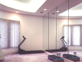 Mirror Wall exercise
